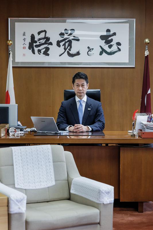 Hidehiko YUZAKI