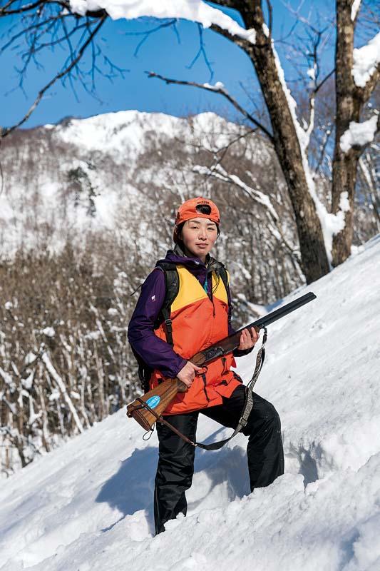 Matagi, traditional hunting