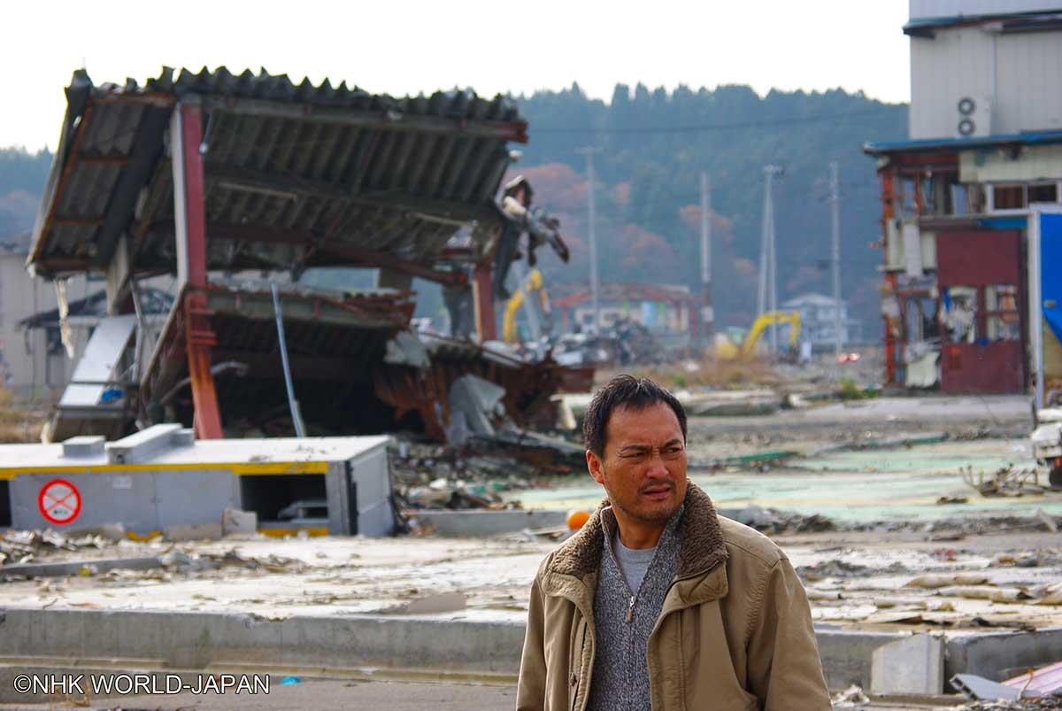 NHK WORLD JAPAN, KEN WATANABE -  the Great East Japan Earthquake 2021