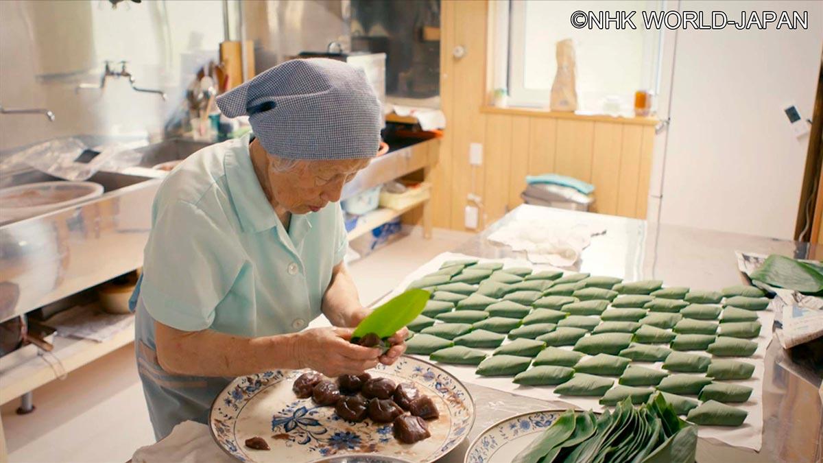 NHK WORLD JAPAN - The Tale of Granny Mochi: Kuwata Misao