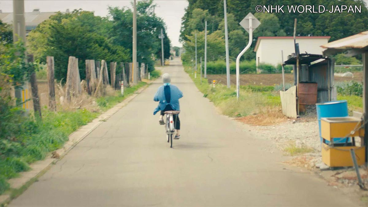 NHK WORLD JAPAN - The Tale of Granny Mochi: Kuwata Misao 2021